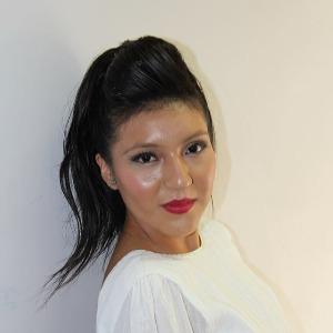 Mirian Camas es una instructora de danza infantil ecuatoriana